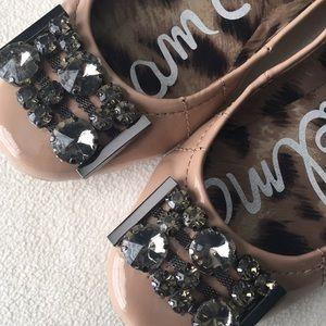 Sam Edelman Shoes - Sam Edelman embellished ballet flats sz 6.5